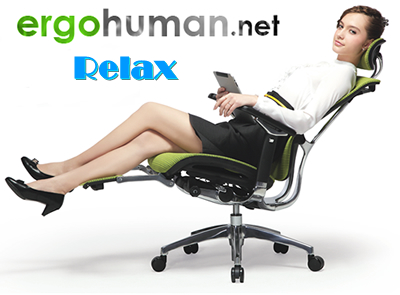 Nefil Chair by Ergohuman